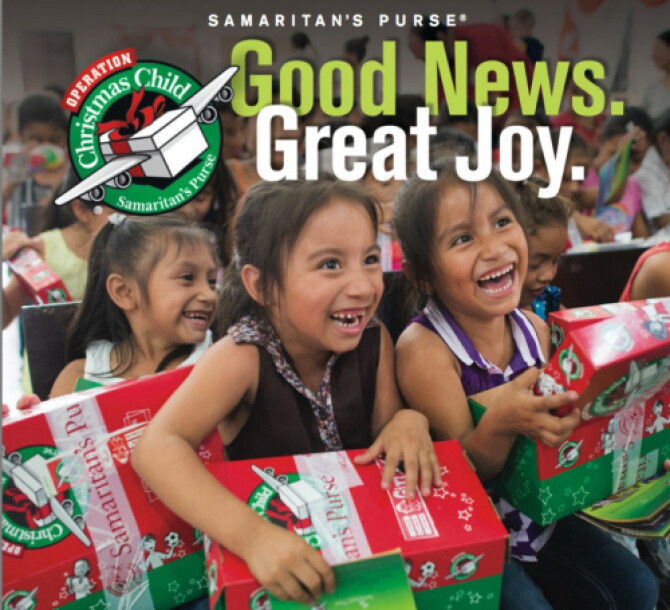 Christmas Operation Child.Operation Christmas Child Barcelona Road Baptist Church
