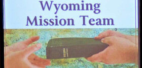 Wyoming Mission Trip 2018